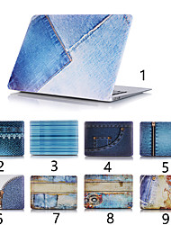 "cheap -MacBook Case Geometric Pattern PVC(PolyVinyl Chloride) for New MacBook Pro 15-inch / New MacBook Pro 13-inch / New MacBook Air 13"" 2018"