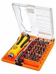cheap -JAKEMY Portable Tools 37 in 1 Tool Set Home repair Apple Samsung repair for computer repair