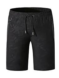 abordables -Homme Grandes Tailles Bleu Noir Vert Véronèse Caleçon de Bain Bas Maillots de Bain - Géométrique XXXXL XXXXXL XXXXXXL Bleu