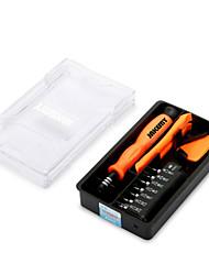 cheap -JAKEMY Portable Tools 20 in 1 Tool Set Home repair Apple Samsung repair for computer repair