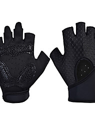 cheap -BOODUN Protective Gear Workout Gloves Lycra Spandex Stretchy Full Palm Protection & Extra Grip Breathable Exercise & Fitness Workout For Boys' Girls' Finger Hand