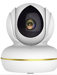 cheap -C22S 2 mp IP Camera Indoor Support 128 GB / PTZ / CMOS / Wireless / Motion Detection / Remote Access