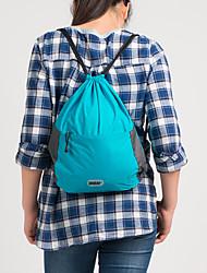 cheap -GOX 15 L Lightweight Packable Backpack YKK Zipper Compact Wear Resistance Packable Outdoor Travel Running Fitness Nylon Orange Green Blue