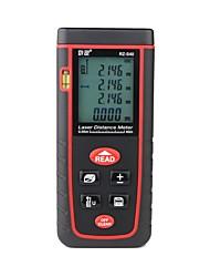 cheap -RZ- Laser Distance Meter Rangefinder Range Finder Electronic Ruler Digital Tape Measure Area volume Tool 40m