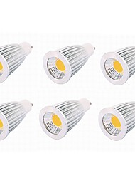cheap -6pcs 7 W LED Spotlight 650 lm MR16 MR16 14 LED Beads COB Party Decorative Christmas Wedding Decoration Warm White Cold White 12 V / RoHS