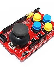 Недорогие -E01 джойстик щит игровой джойстик плата расширения аналоговая клавиатура и функция мыши