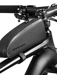 cheap -ROCKBROS 1.6 L Bike Frame Bag Top Tube Large Capacity Waterproof Portable Bike Bag TPU Nylon 600D Polyester Bicycle Bag Cycle Bag Cycling / Bike Bike / Bicycle
