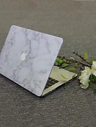 """abordables -MacBook Etuis Marbre PVC pour MacBook Air 13 pouces / MacBook Pro 13 pouces / New MacBook Air 13"""" 2018"""