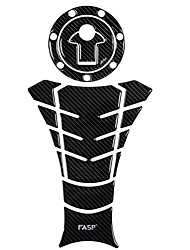 cheap -5D Carbon Fiber Motorcycle Fuel Tank Pad Decals Gas Cap Sticker For KTM 125 250 390 DUK E390 2013-2014/DUKE 200 2012-2014 - intl
