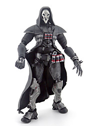 cheap -Anime Action Figures Inspired by Overwatch Cosplay PVC(PolyVinyl Chloride) 27 cm CM Model Toys Doll Toy