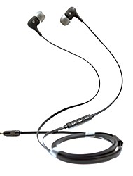 cheap -LITBest Wired In-ear Earphone Wired Stereo with Microphone with Volume Control Mobile Phone