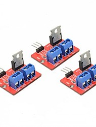 cheap -3 PCS IRF520 MOSFET Driver Module for Arduino Raspberry Pi