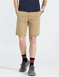 cheap -Men's Hiking Shorts Outdoor Wear Resistance Shorts Pants / Trousers Hiking Multisport Camping Black Red and White Sky Blue 28 29 30 31 32