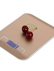 Недорогие -5kg/1g Высокое разрешение Для детей Портативные Электронные кухонные весы Для офиса и преподавания  Семейная жизнь Кухня ежедневно
