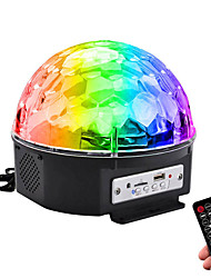 cheap -YouOKLight 1 set 18 W 1100 lm 9 LED Beads Bluetooth Speaker Remote Control / RC LED Stage Light / Spot Light Color-changing 85-265 V Commercial Home / Office Children's Room
