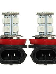 cheap -2pcs H9 / H11 / H8 Car Light Bulbs 4 W 190 lm LED Fog Lights / Daytime Running Lights For universal / Volkswagen / Toyota 2000 and before