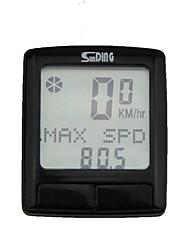 cheap -SunDing SD-515 Speed Cadence Sensor Waterproof Portable Cycling Recreational Cycling Fixed Gear Bike Cycling