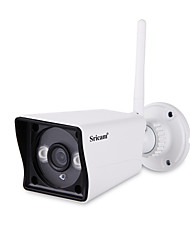 cheap -Sricam® 1080P IP Camera Wireless HD 2.0MP WLAN H.264 Security CCTV Pan/Tile WiFi Baby Monitor SP023