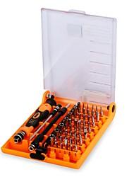 cheap -JAKEMY Portable 45 in 1 Tools Tool Set Home repair Apple Samsung repair for computer repair