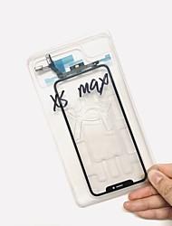 Недорогие -Сотовый телефон Набор инструментов для ремонта Резервная копия Отвертка / Присоска / Пластмасса / Stianless Steel Pry LCD экран iPhone XS Max