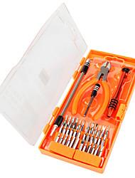cheap -JAKEMY 40 in 1 Portable Tools Tool Set Home repair Apple Samsung repair for computer repair