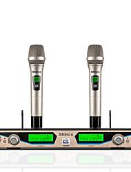 Недорогие -shinco Беспроводное Микрофон для ПК