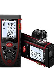 cheap -SNDWAY SW-60 60m Laser distance meter Waterproof / Dustproof / Handheld for smart home measurement / for engineering measurement / for building Construction