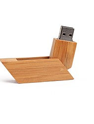 cheap -128GB usb flash drive usb disk USB 2.0 Wooden irregular Wireless Storage