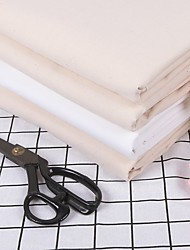 cheap -Cotton Solid Stretch 160 cm width fabric for Apparel and Fashion sold by the Meter