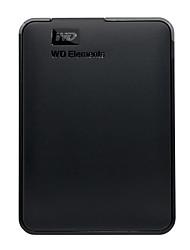 Недорогие -WD Внешний жесткий диск 2 Тб USB 3.0 WDBU6Y0020BBK