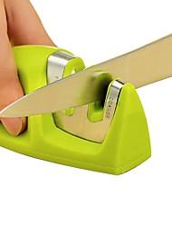 cheap -Steel Stainless ABS Knife Sharpener Best Quality Kitchen Utensils Tools Kitchen