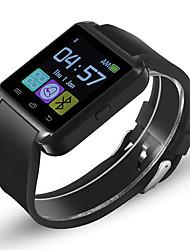 Недорогие -Муж. электронные часы Цифровой силиконовый Черный / Белый / Красный 30 m Bluetooth Календарь Светящийся Цифровой На каждый день Мода - Белый Черный Красный Один год Срок службы батареи