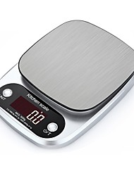 cheap -3kg/0.1g High Definition Portable LCD Display Electronic Kitchen Scale For Office and Teaching Home life Kitchen daily