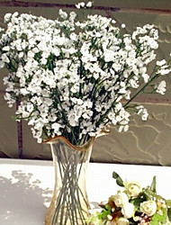 cheap -Artificial Flowers 10 Branch Classic European Simple Style Baby Breath Tabletop Flower