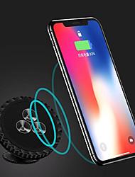 Недорогие -Karadar 10 Вт крепление быстрое зарядное устройство автомобильное беспроводное зарядное устройство для Samsung S8 S9 Note 8