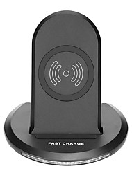cheap -U8 Wireless Car Charger Qi Standard Fast Charging Phone Dock Station For iPhone X 8/8Plus Samsung S8 S7