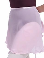 cheap -Ballet Tutus & Skirts Women's Training / Performance Terylene Bandage Skirts