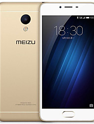 "cheap -MEIZU 3s 5 inch "" 4G Smartphone ( 2GB + 16GB 13 mp MediaTek MT6750 3020 mAh mAh )"