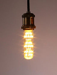 cheap -1pc 3 W LED Filament Bulbs 190-290 lm E26 / E27 45 LED Beads 220 V