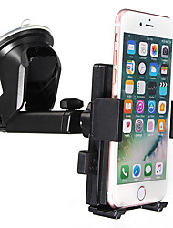cheap -2 in 1 5V 2A Qi Wireless Car Charger Windshield Console with Dock Mount Holder For Samsung Xiaomi Huawei Apple