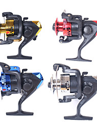 cheap -Fishing Reel Spinning Reel 5.1/1 Gear Ratio+3 Ball Bearings Hand Orientation Exchangable Spinning / Lure Fishing - JL200