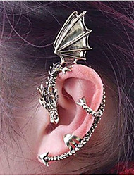 cheap -Game of Thrones Clip on Earring Retro Halloween Alloy Holiday Jewelry For Masquerade Party / Cocktail Halloween Carnival Men's Women's Costume Jewelry Fashion Jewelry / Earrings