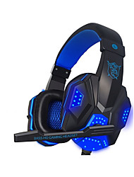 cheap -LITBest PC780 LED Lights Gaming Headset Stereo Surround Sound Noise Cancelling Wired Gamer Headphones PUBG LOL DOTA Gamer Earphone With Mic Auriculares for PC