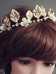 cheap -Athena Goddess Headbands Wreaths Ancient Greek Alloy Headband For Masquerade Prom Party / Cocktail Women's Costume Jewelry Fashion Jewelry / Hair Band