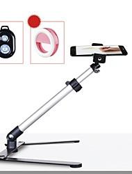 cheap -Factory OEM Desk Mount Stand Holder Foldable Adjustable / 360°Rotation Metal Holder