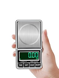 cheap -1kg/0.1g High Definition Portable Auto Off Digital Jewelry Scale For Office and Teaching Home life Kitchen daily