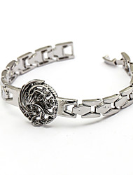 cheap -Game of Thrones Bracelet Bracelet Retro Halloween Alloy Holiday Jewelry For Masquerade Party / Cocktail Halloween Carnival Men's Women's Costume Jewelry Fashion Jewelry / Bracelets