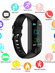 cheap -Indear Y10 Women Smart Bracelet Smartwatch Android iOS Bluetooth Smart Sports Waterproof Heart Rate Monitor Blood Pressure Measurement Pedometer Call Reminder Activity Tracker Sleep Tracker Sedentary