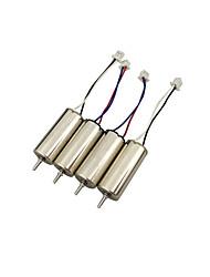cheap -UDI U31/U31W/U36/T25/U34W/U36WH /U31R/AA108 4 Pieces Engines / Motors Metalic High Speed / Low Noise