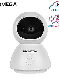 cheap -INQMEGA Cloud Wireless IP Camera 1080P APP Reverse-Call Auto-Tracking Indoor Home Security Surveillance CCTV Network Wifi Cam